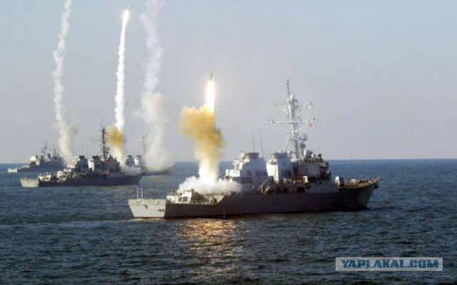 Снова про Су-24 и американский эсминец